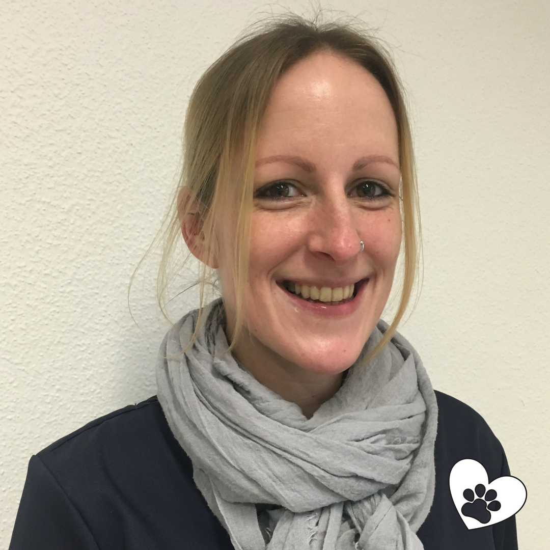 Mitarbeiterin Dr. Brockhaus - Ilka Matthies Tiermedizinische Fachangestellte